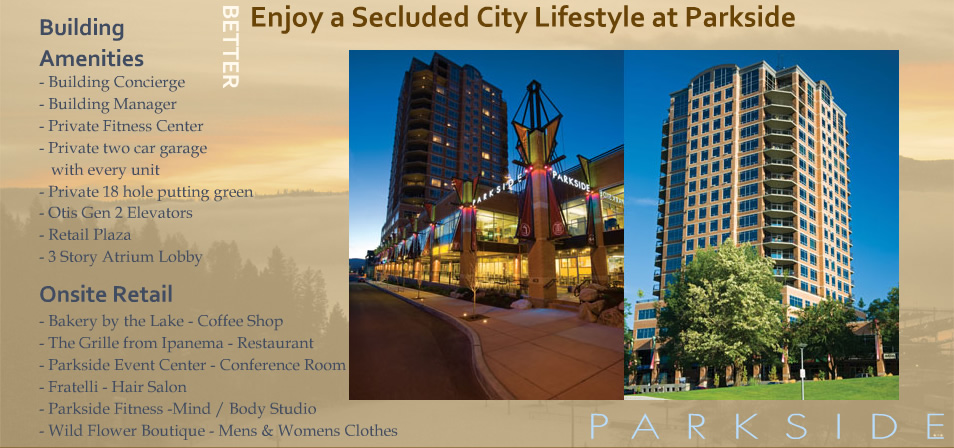 Parkside Exterior Views