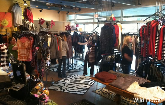 Wild Flower Boutique